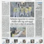 Il Giorno - Milano Fuoriclasse cittandinanza attiva in via Bagnera