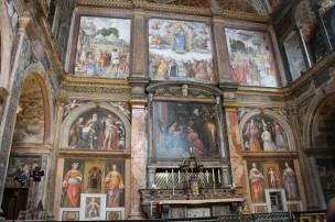 MILANO FUORICLASSE chiesa di San Maurizio al Monastero Maggiore