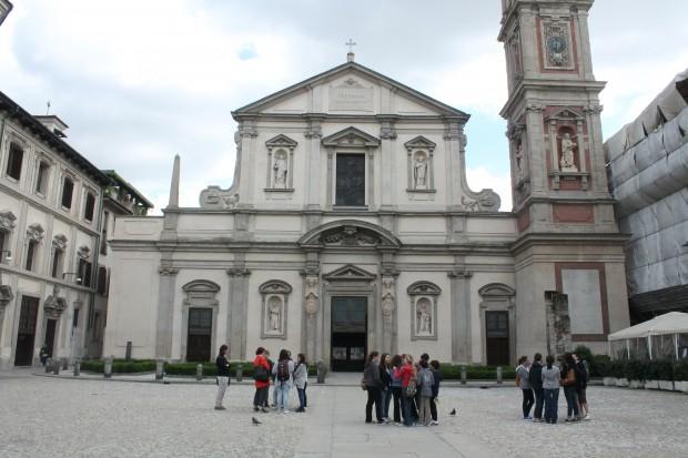 Milano Fuoriclasse a S. Bernardino alle ossa