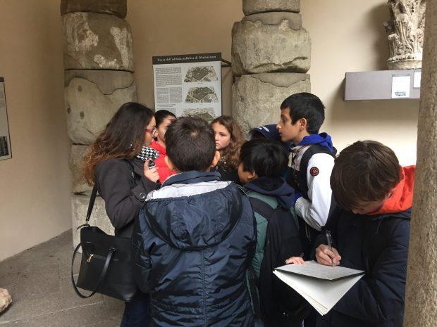 Milano Fuoricasse: alla scoperta di Milano Romana e Paleocristiana