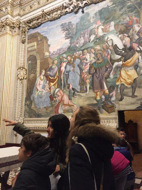 Milano Fuoriclasse: volontariato culturale alla Certosa di Garegnano