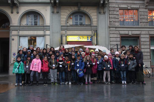 Milano Fuoriclasse: volontariato culturale al diurno